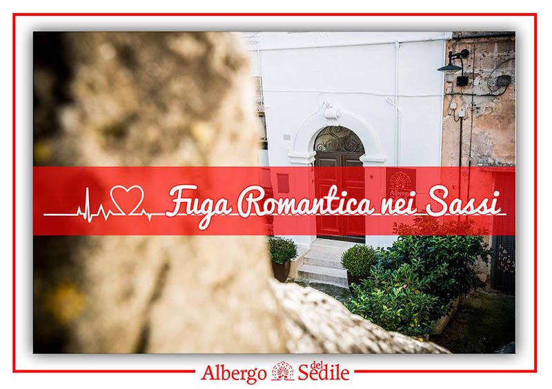 Fuga Romantica nei Sassi
