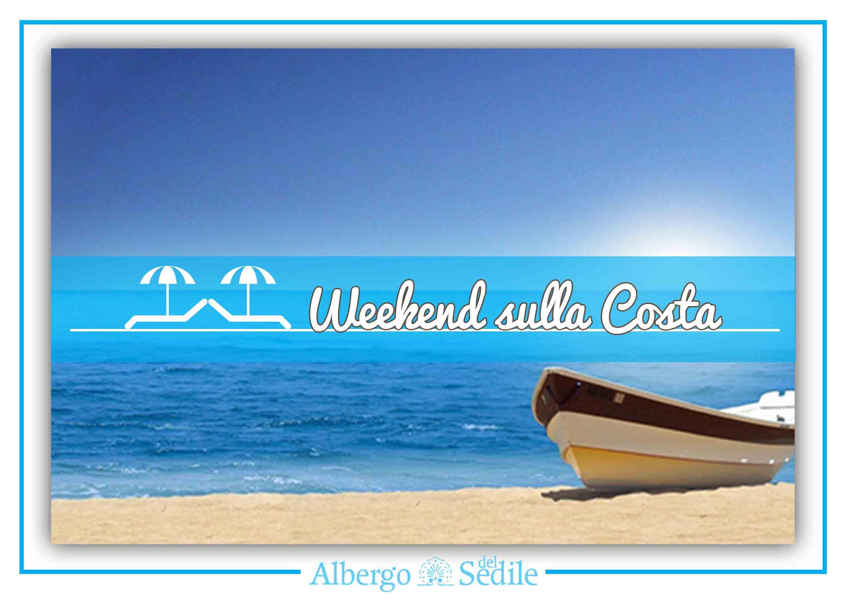 Weekend sulla costa